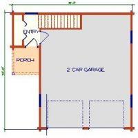 Graham Garage Main Floor
