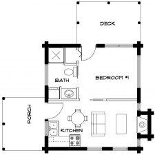 Fozzy Main Floor Website Plan