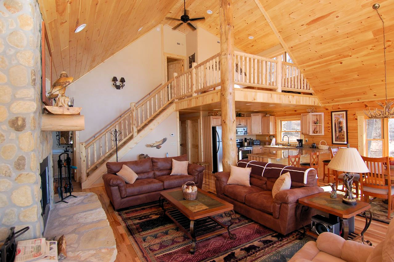 7 - Log Home 1